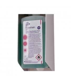 500ml Hand Disinfectant Rub bottle
