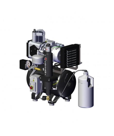 AC 100 – avec déssicateur