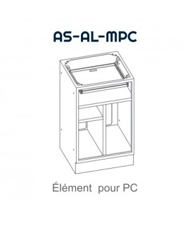Element fixe pour PC