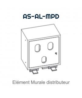 Element mural distubiteur